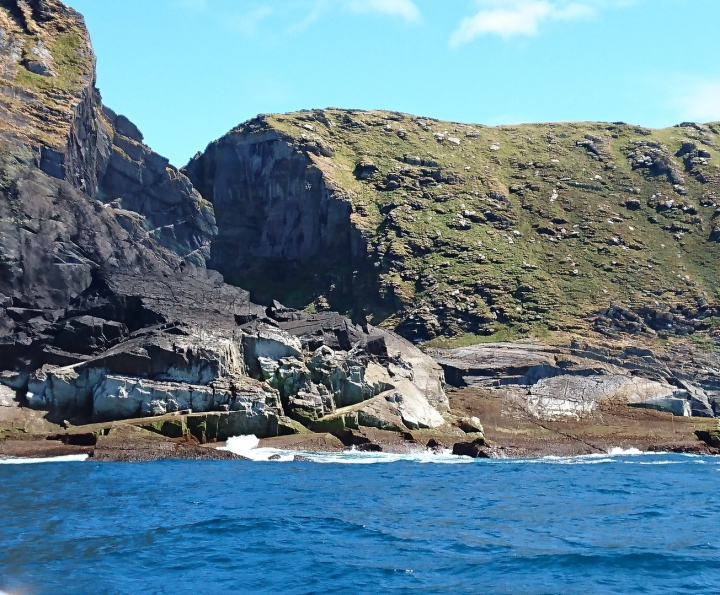 Puffin Island north side