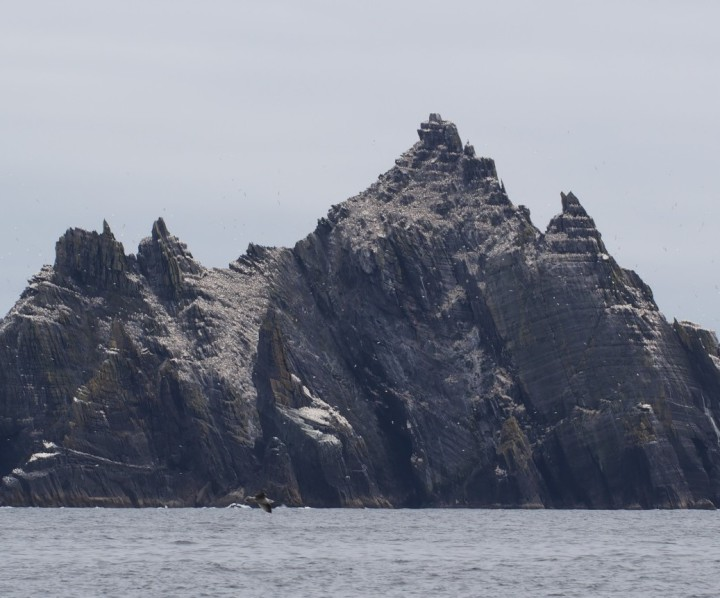 Little Skellig south west view