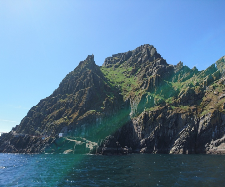 Skellig Michael south east approach